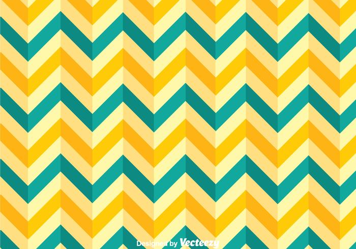 Zig Zag Pattern Background