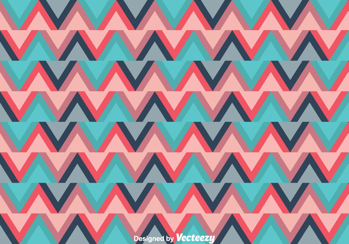 ethnic zig zag background download free vector art