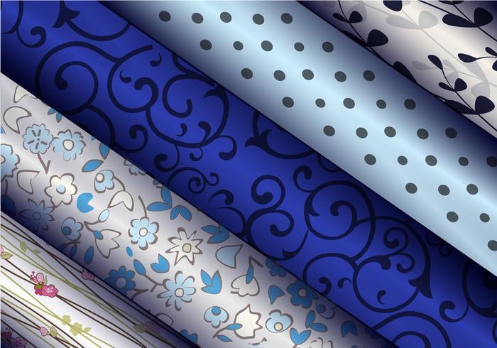 Close Up Carpet Roll Vectors
