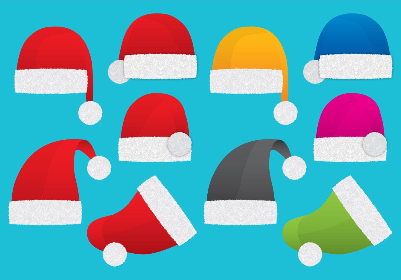 santa hat free vector 5640 free downloads