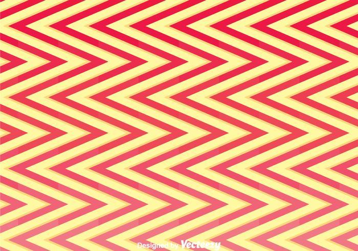 Symmetrical Zig Zag Background