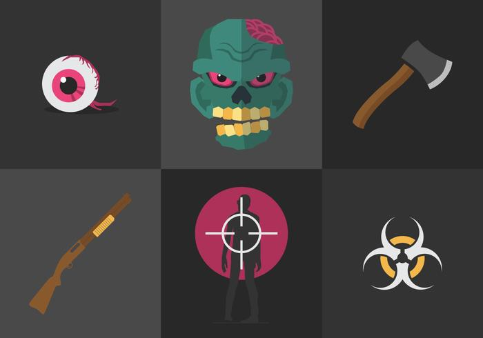 Vecteur zombie