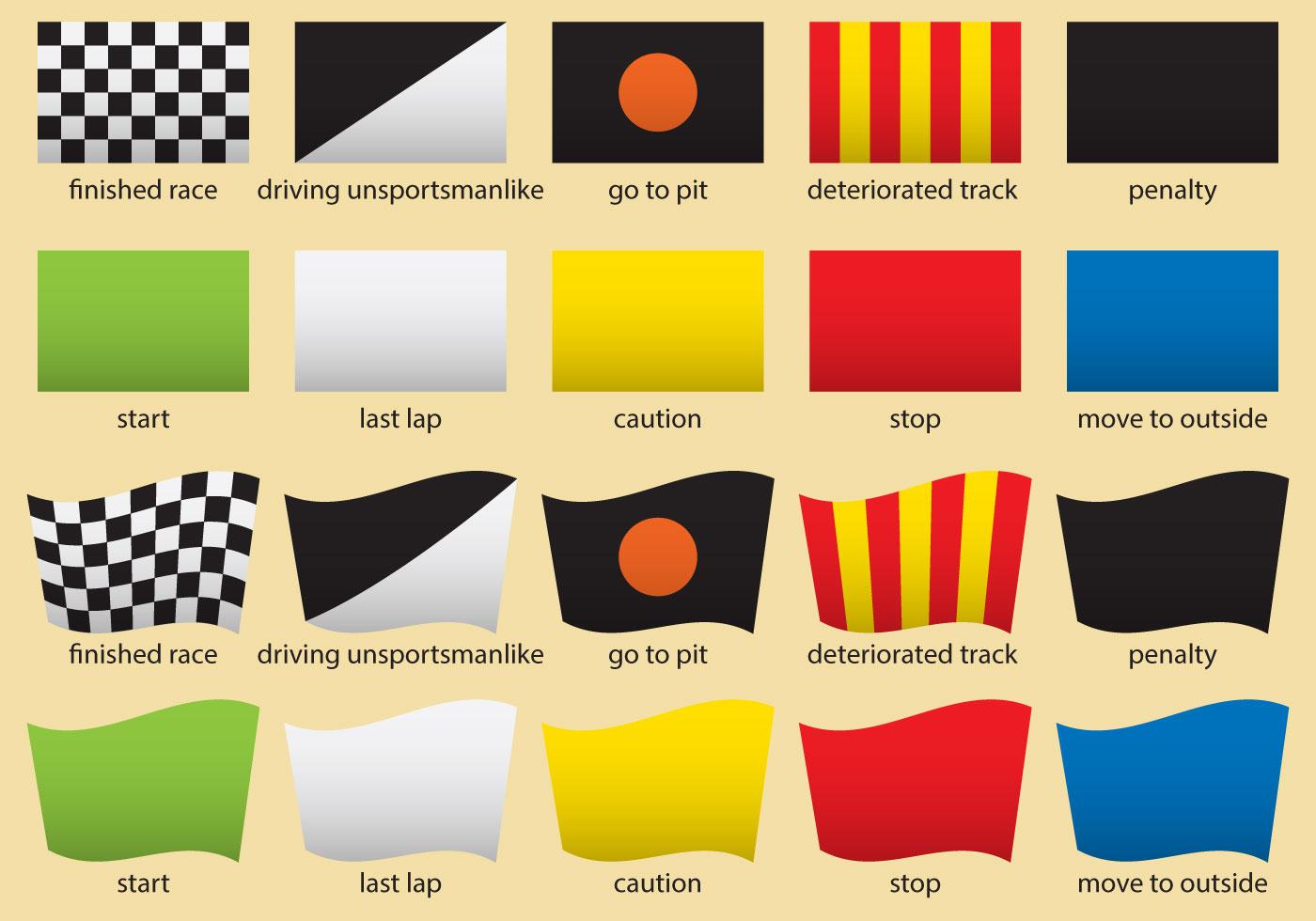 f1 racing flags download free vector art stock graphics