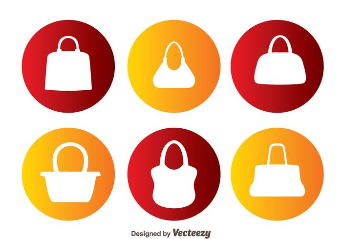Vector Bag Silhouettes