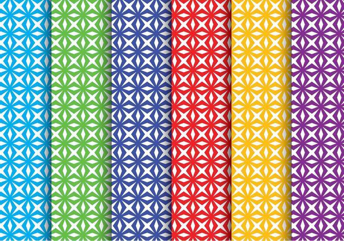 Creative Geometric Vector Patterns