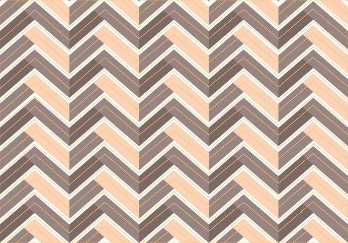 Beige Chevron Patroon Vector