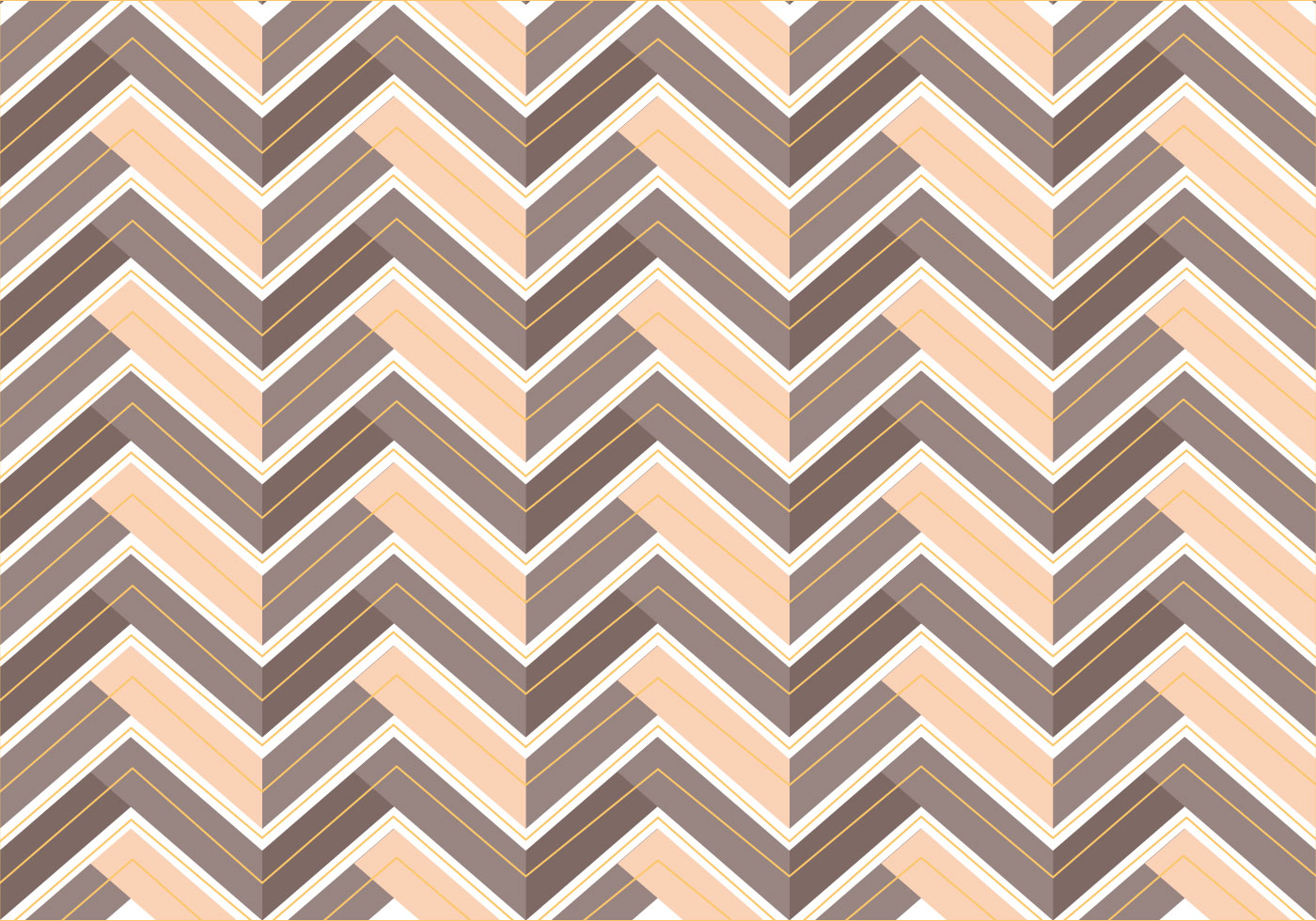 Beige Chevron Pattern Vector Download Free Vector Art