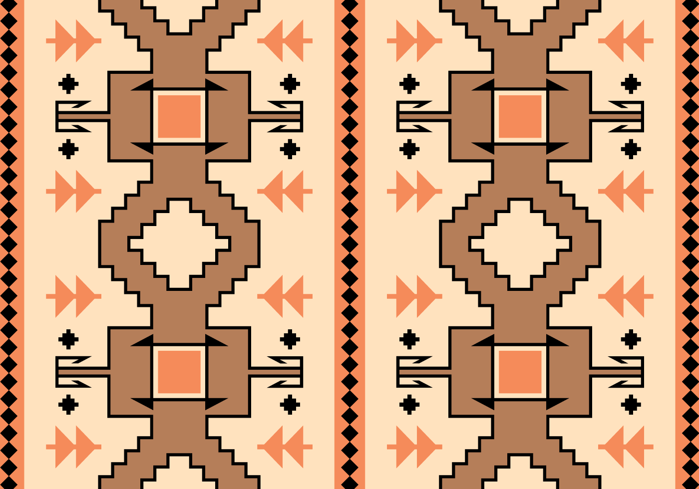 Native American Pattern Free Vector Download Free Vector
