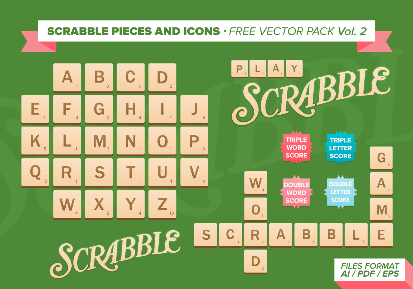 scrabble tiles svg scrabble eps scrabble stencil letter scrabble pieces and icons free vector pack free 754