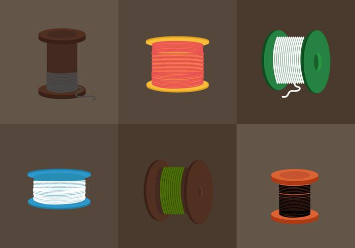 Vector Cable Spool