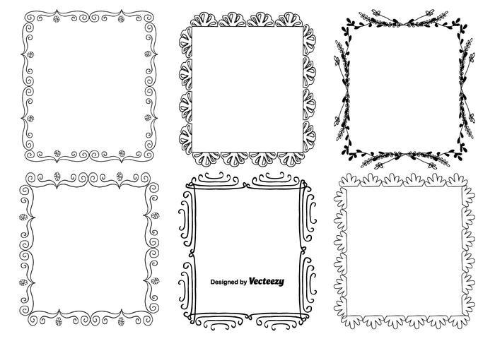 Decoratieve Frame Set