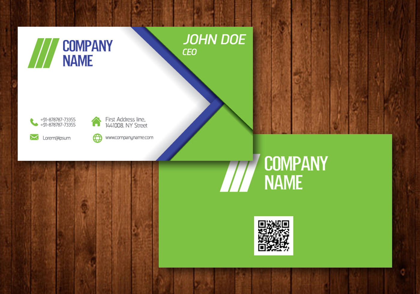 Business Card Free Vector Art 45804 Free Downloads