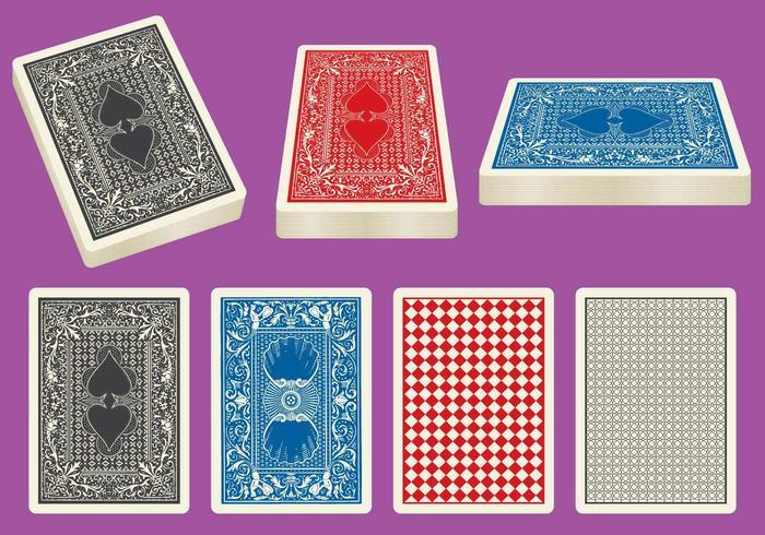 Card Deck Vectors