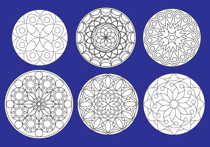 Healing Mandalas - Download Free Vector Art, Stock Graphics & Images