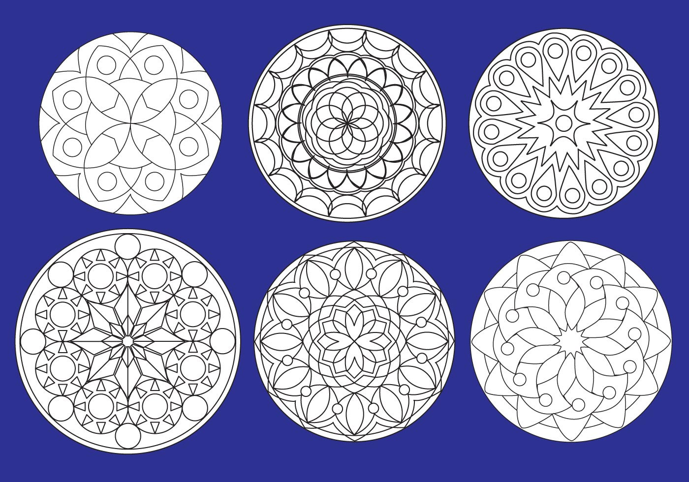 Healing Mandalas Download Free