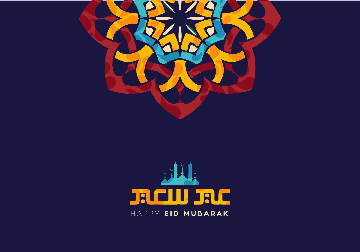 Vector Eid Al - Fitr - Download Free Vector Art, Stock ...