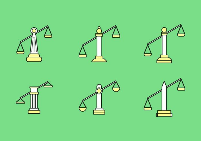 Free Law Office Vector Icons #4
