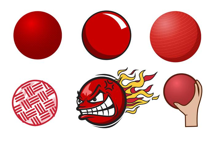 dodgeball free vector art 2380 free downloads rh vecteezy com Dodgeball Vector Dodgeball Games