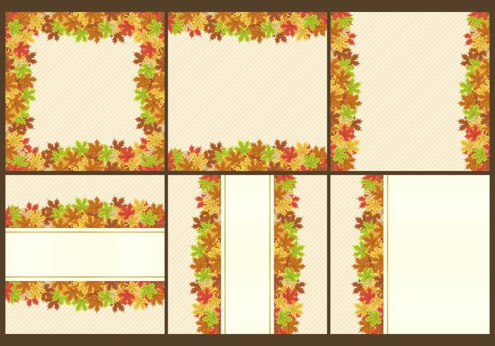 thanksgiving frames and templates download free vector art stock