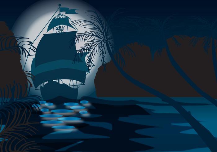 mare notte mistica