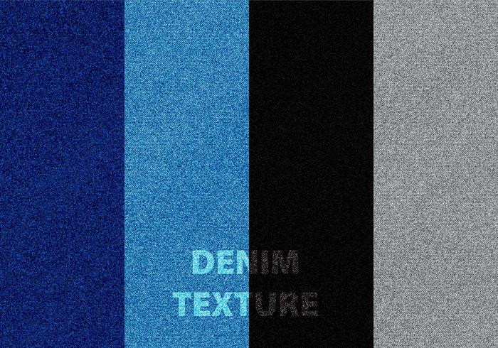 Gratis Denim Texture Vector