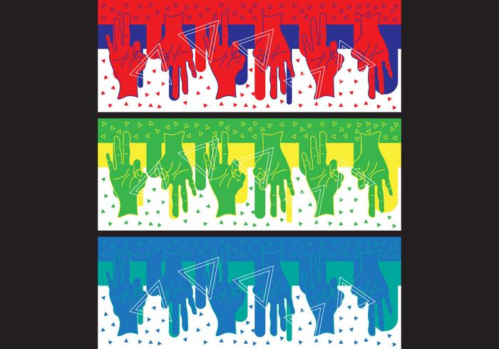 Free Simple Pop Art #21 Facebook Cover