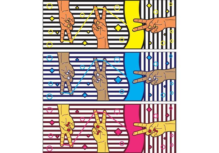 Free Simple Pop Art #15 Facebook Cover