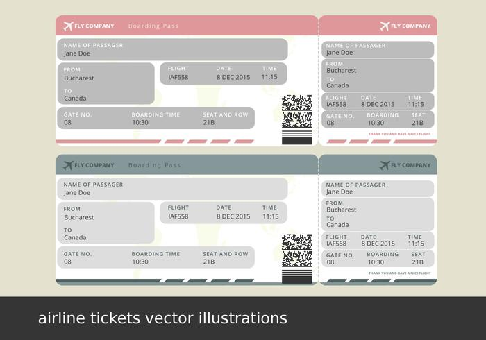 Vector Airline Tickets