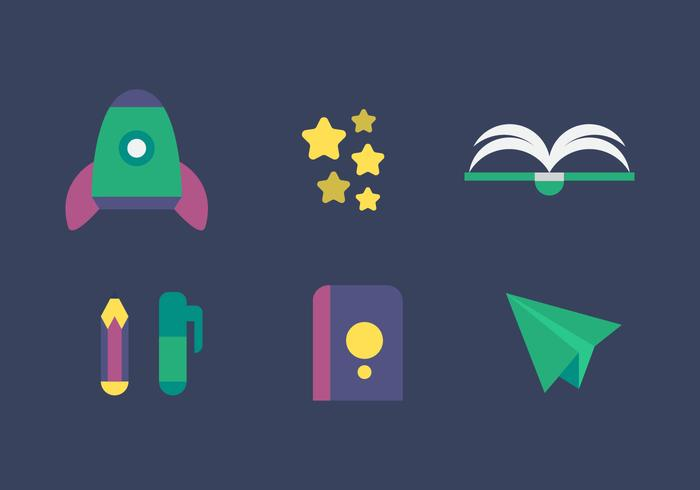 Free Fantasy Vector Icons