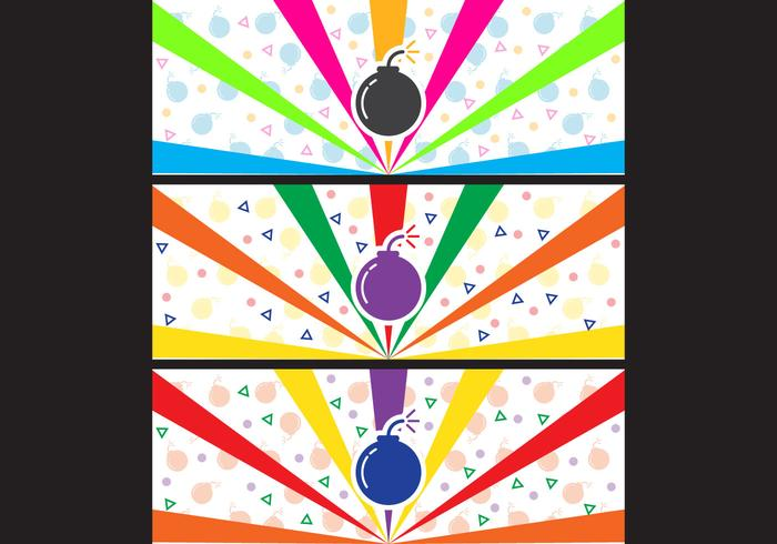 Free Simple Pop Art #9 Facebook Cover
