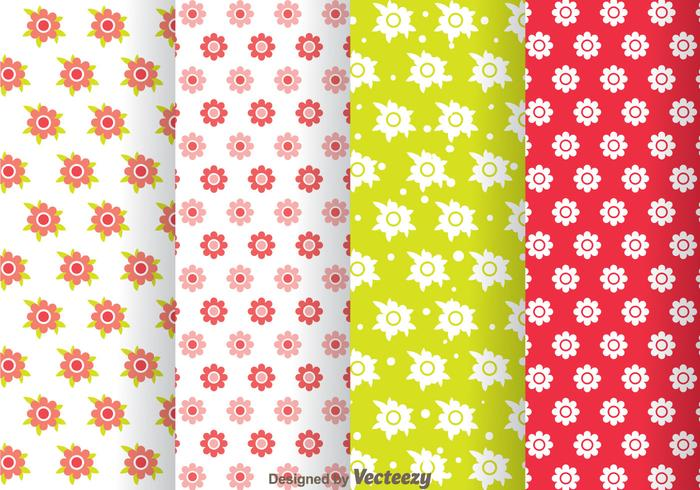 Flowers Girly Pattern
