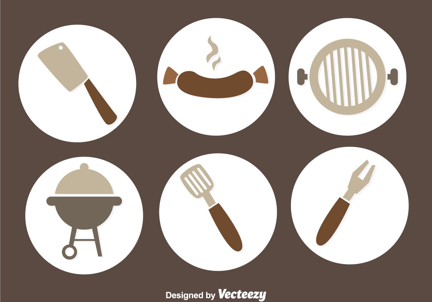 Bratwurst Grill Vector Download Free Vector Art Stock