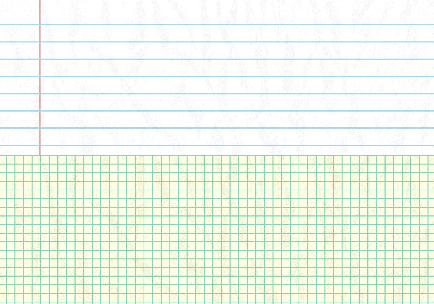 Notebook Paper Background - Download Free Vector Art ...