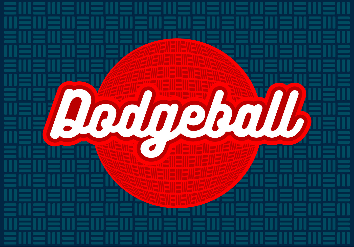 dodgeball free vector design download free vector art  stock graphics   images dodgeball clipart transparent background Dodgeball Clip Art Black and White