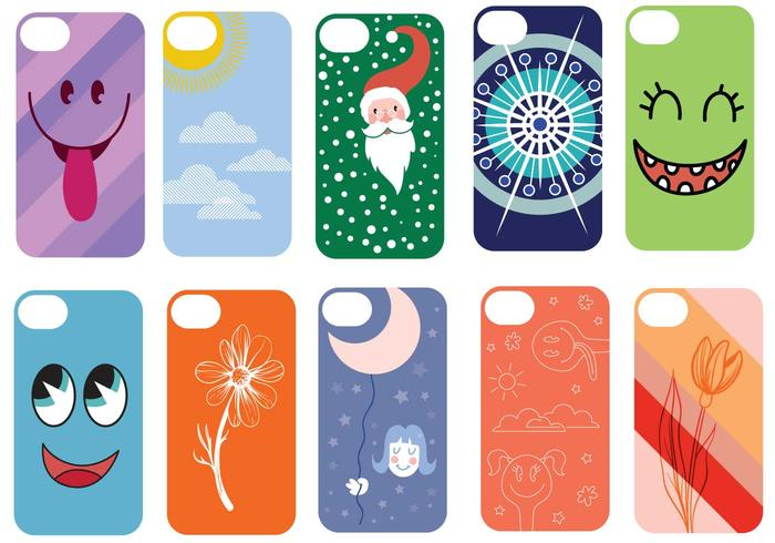 Free Phone Case Vectors