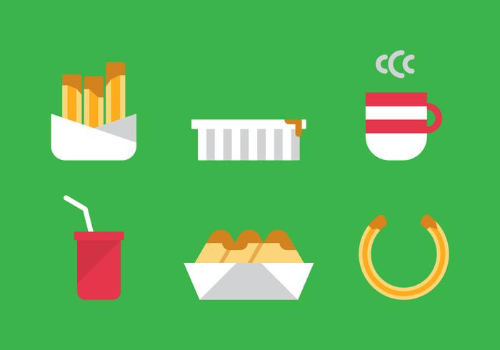 Free Churros Vector Icons #5