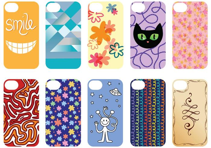 Free Phone Case 2 Vectors
