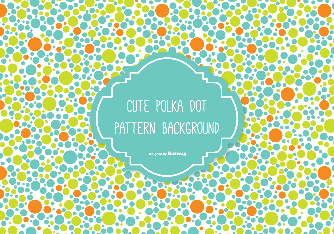 cute polka dot background download free vector art stock graphics