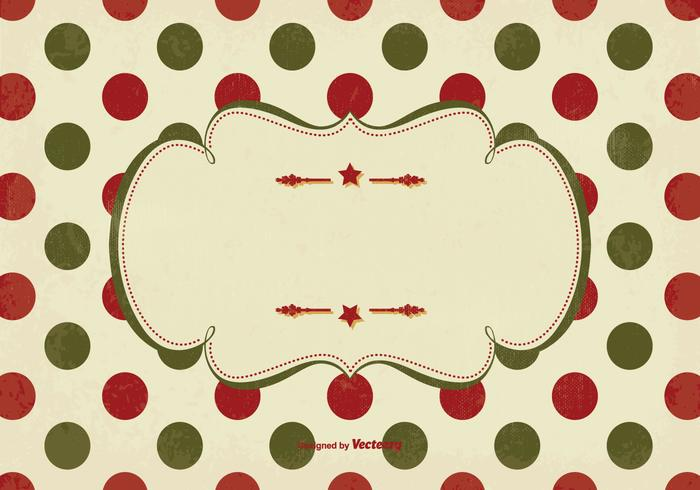 Cute Polka Dot Background