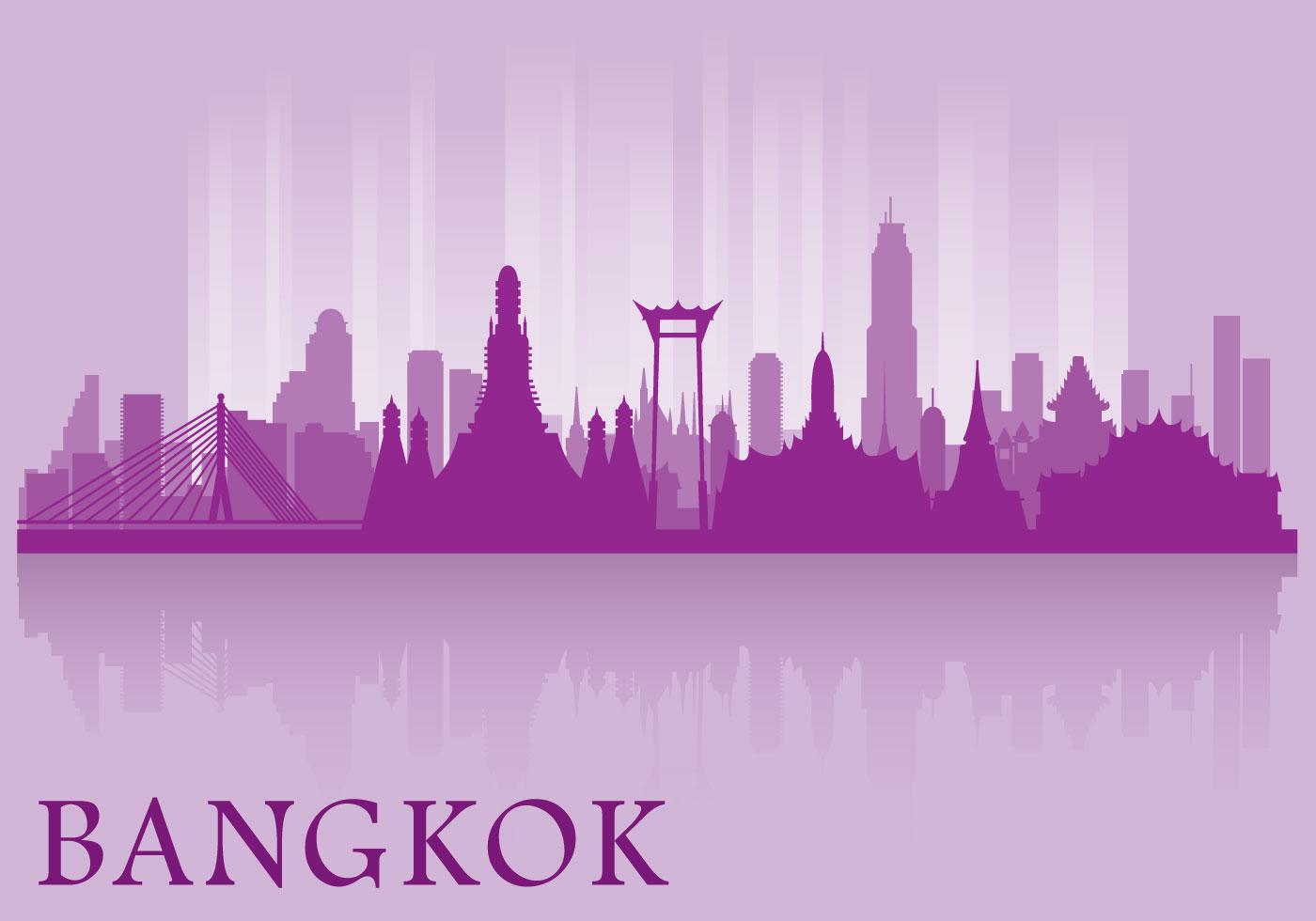 Bangkok Free Vector Art - (429 Free Downloads)