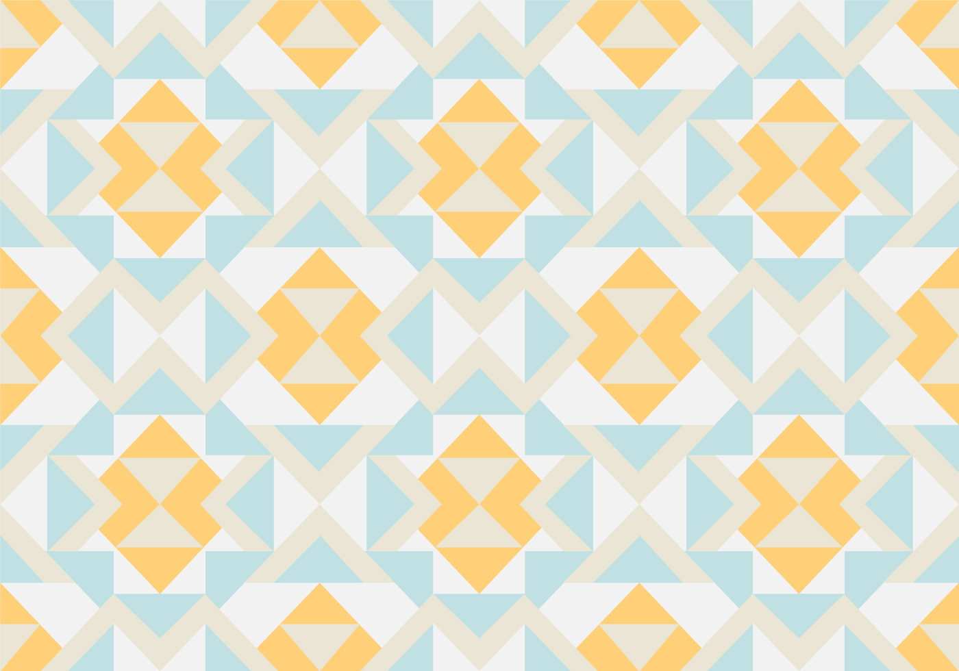 Abstract pastel geometric pattern background - Download ...