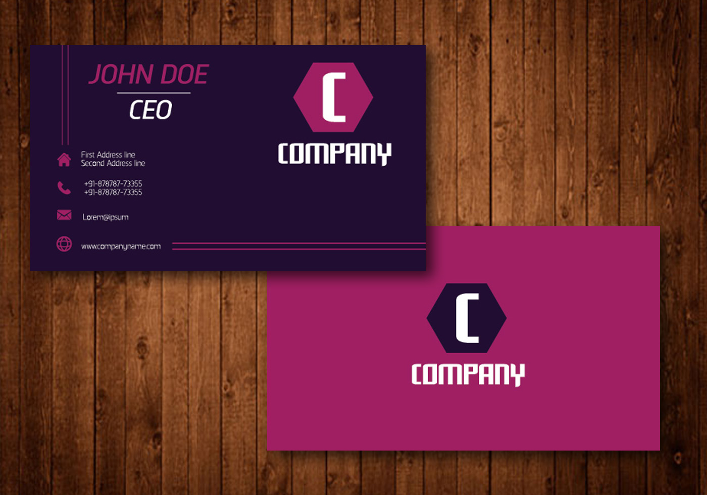 Free creative business cards vectors vecteezy oukasfo creative business cards vectors vecteezy 50 high quality free social media icons vandelay design reheart Gallery