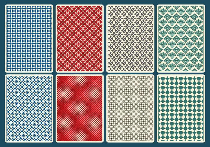 Geometric Card Vectors