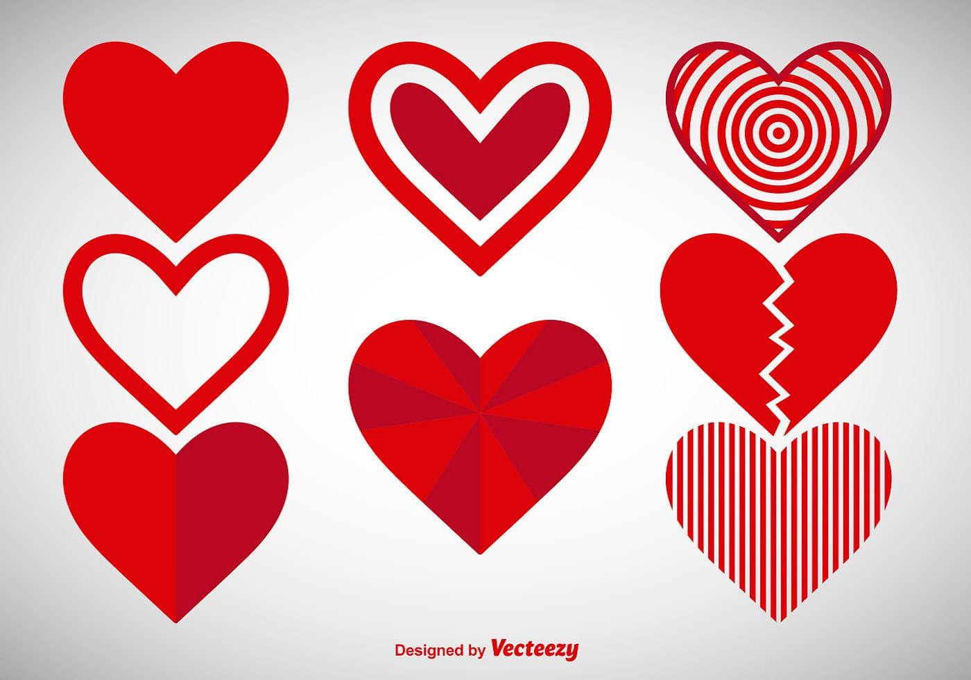 Free Heart Vector Art - (3098 Free Downloads)