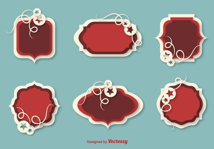 Winter Flat Frames - Download Free Vector Art, Stock Graphics & Images