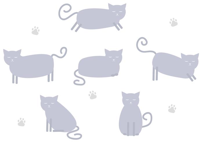 Free Cat Vector