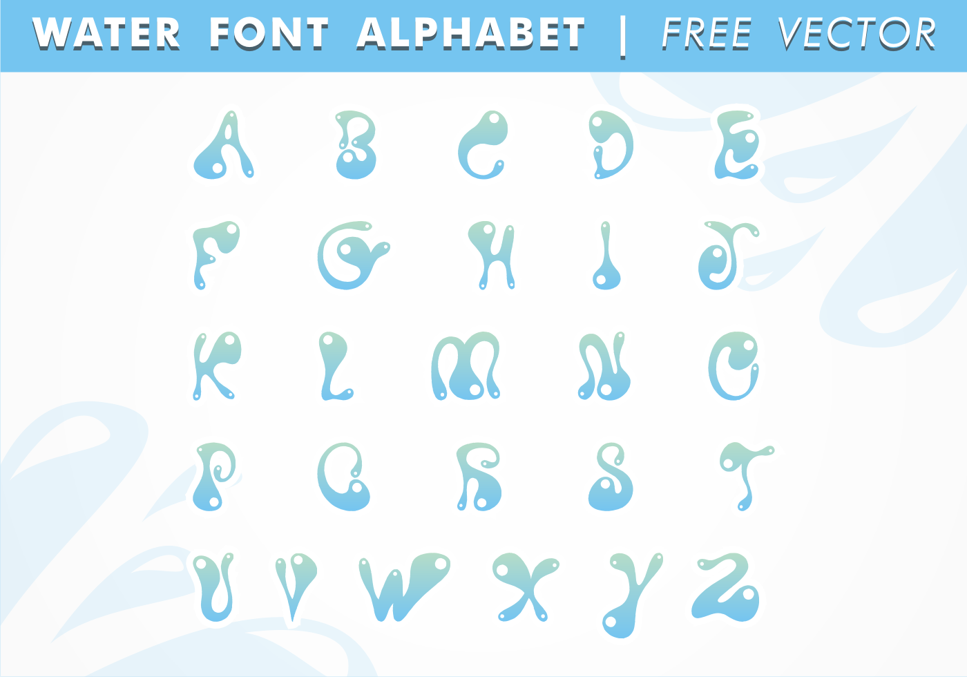 vector free download alphabet - photo #45