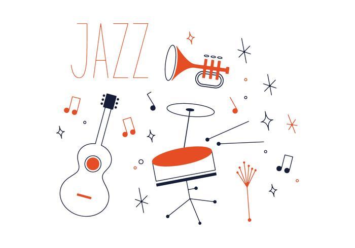 Free Jazz Vector