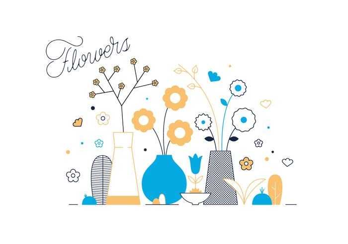 Free Flowers Vector