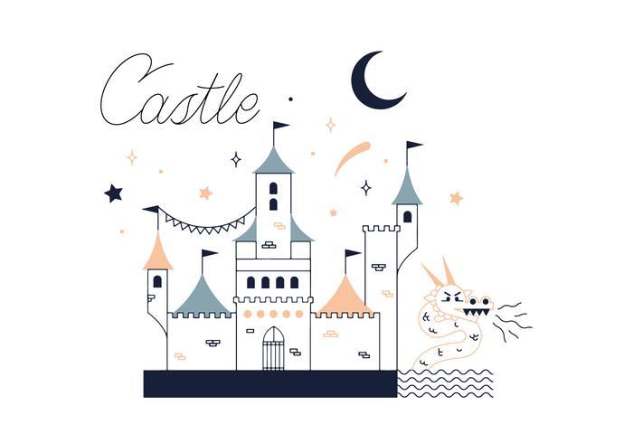 Free Castle Vector